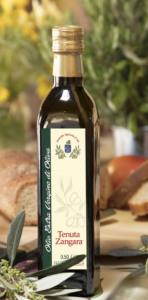 Olio Extra Vergine d'oliva Tenuta Zangara